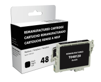 Epson T048120 Remanufactured Black Ink Cartridge