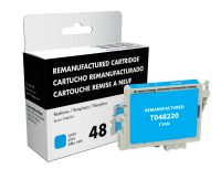 Epson T048220 Remanufactured Cyan Ink Cartridge