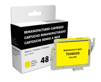 Epson T048420 Remanufactured Yellow Ink Cartridge