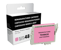 Epson T048620 Remanufactured Light Magenta Ink Cartridge