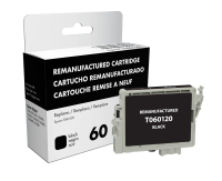 Epson T060120 Remanufactured Black Ink Cartridge
