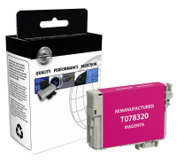 Epson T078320 Remanufactured Magenta Ink Cartridge