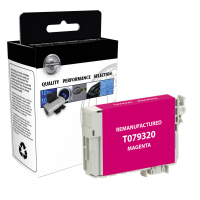 Epson T079320 Remanufactured Magenta Ink Cartridge