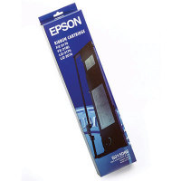 Genuine Epson S015086 Black Print Ribbon