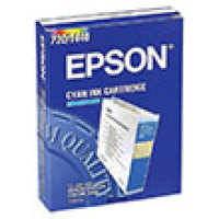 Genuine Epson S020130 Cyan  Ink Cartridge