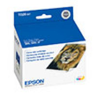 Genuine Epson T020201 Tri-Color Ink Cartridge