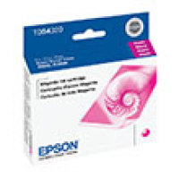 Genuine Epson T054320 Magenta Ink Cartridge