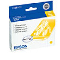 Genuine Epson T059420 Yellow Ink Cartridge