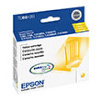 Genuine Epson T060420 Yellow Ink Cartridge