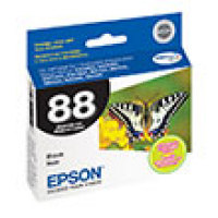 Genuine Epson T088120 Black Ink Cartridge