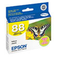 Genuine Epson T088420 Yellow Ink Cartridge