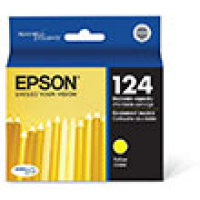 Genuine Epson T124420 Ink Cartridge