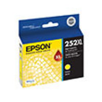 Genuine Epson T252XL420 XL High Yield Yellow Ink Cartridge