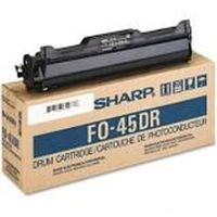 New Original Sharp FO45DR Black Toner Cartridge