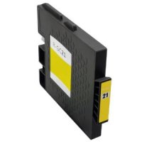 Ricoh GC21Y Yellow Remanufactured Ink Cartridge