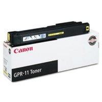 Genuine Canon GPR-11 Yellow Toner Cartridge (7626A001AA)