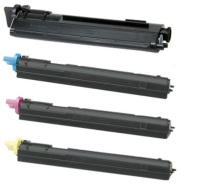 Canon GPR-13 - Remanufactured 4 Color Toner Catridge Set (Black, Cyan, Magenta, Yellow)
