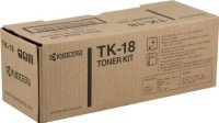 Genuine Kyocera KM-TK18 Black Toner Cartridge