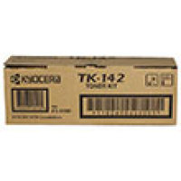 Genuine Kyocera TK-142 Black Toner Cartridge