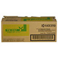Genuine Kyocera TK-592Y Yellow Toner Cartridge
