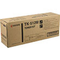 Genuine Kyocera TK512M Magenta Toner Cartridge