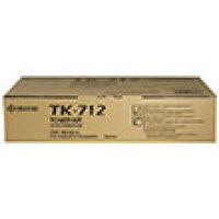 Genuine Kyocera TK712 Black Toner Cartridge