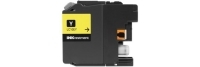 Brother LC10EY Yellow Compatible Ink Cartridge