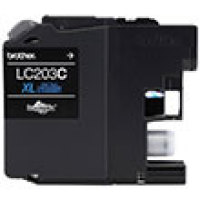 Genuine Brother LC203C Cyan Ink Cartridge