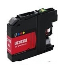 Brother LC203 Magenta Remanufactured Ink Cartridge