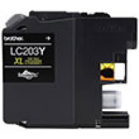 Genuine Brother LC203Y Yellow Ink Cartridge