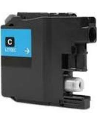 Brother LC20EC Cyan Compatible Ink Cartridge