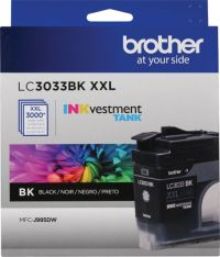 Genuine Brother LC3033BK Black Inkjet