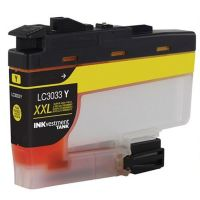 Brother LC3033Y Yellow Super High Yield Reman Inkjet