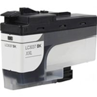 Brother LC3037BK Black Super High Yield Reman Inkjet