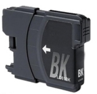 Brother LC65 Black Remanufactured Ink Cartridge