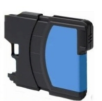 Brother LC65 Cyan Remanufactured Ink Cartridge