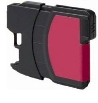 Brother LC65 Magenta Remanufactured Ink Cartridge