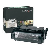 Genuine Lexmark 12A7462 Black Toner Cartridge