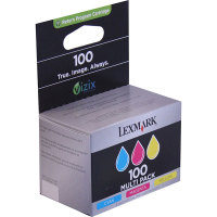 Genuine Lexmark 14N0685 High Yield Color Combo Ink Set