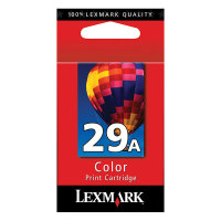 Lexmark #29 Tri-Color Genuine Ink Cartridge (18C1529)