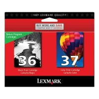 Genuine Lexmark 18C2229 Combo Ink Set
