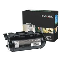 Genuine Lexmark 64015HA Black High Yield Toner Cartridge