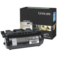 Genuine Lexmark 64015SA Black Toner Cartridge