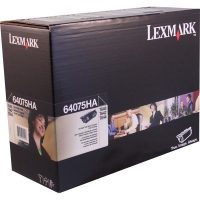 Genuine Lexmark 64075HA Black High Yield Toner Cartridge