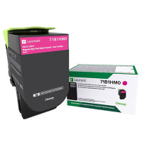 Genuine Lexmark 71B1HM0 Magenta High Yield Toner 3,500 Yield