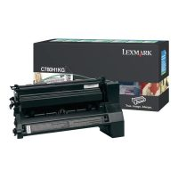 Genuine Lexmark C780H1KG Black High Yield Toner Cartridge