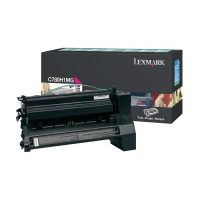 Genuine Lexmark C780H1MG Magenta High Yield Toner Cartridge