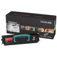 LEXMARK E250 Genuine Toner Cartridge-3.5k YIELD (3,500 Yield)