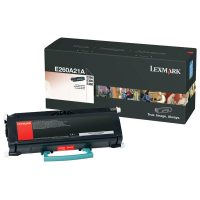 Genuine Lexmark E260A21A Black Toner Cartridge