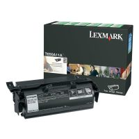 Genuine Lexmark T650A11A Black Toner Cartridge